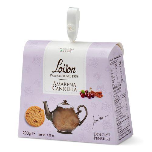 Loison Biscotti Amarena-Cinnamon L1201A 200g