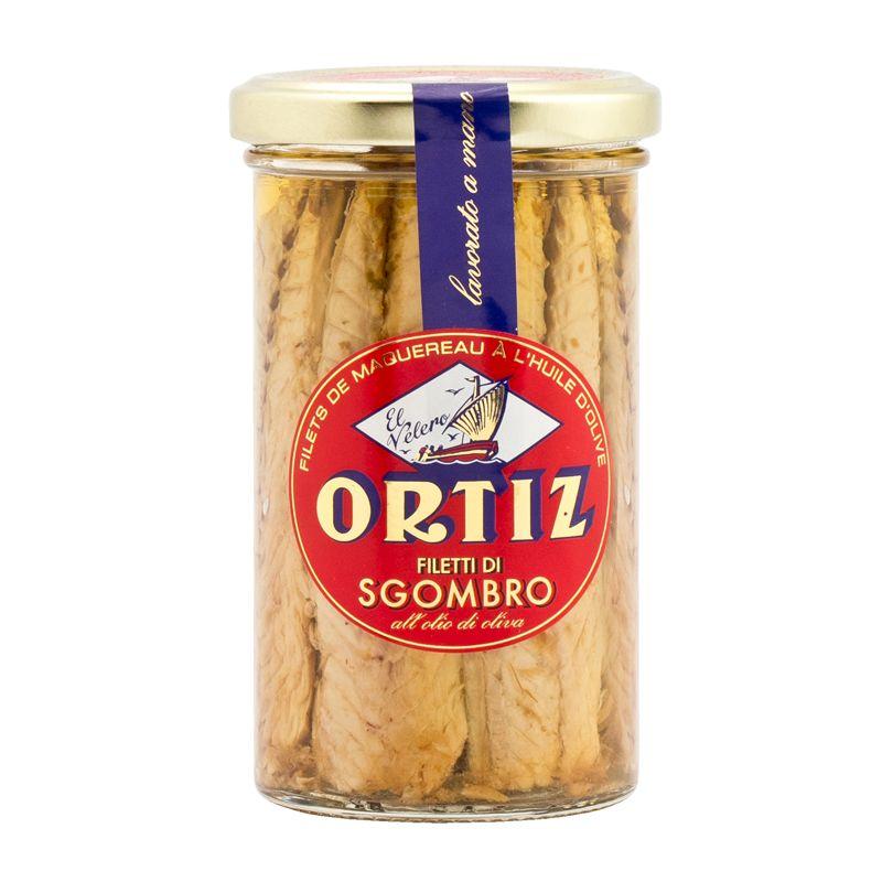Ortiz Mackerel in olive oil 250g