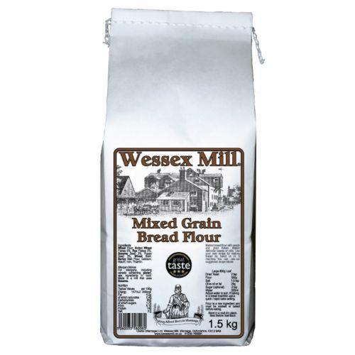 WessexM Mixed Grain Bread flour 1,5kg