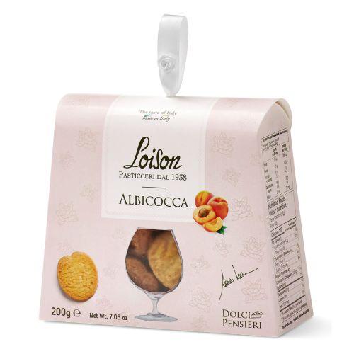 Loison Biscotti Apricot L1101A 200g