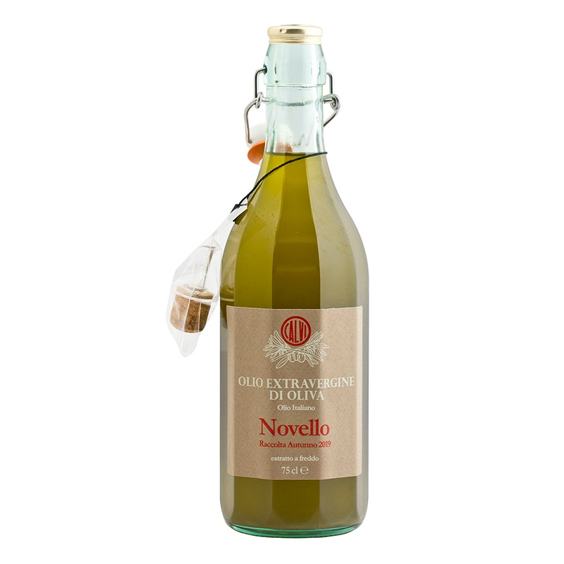 Calvi Novello Extra virgin olive oil 0,75l