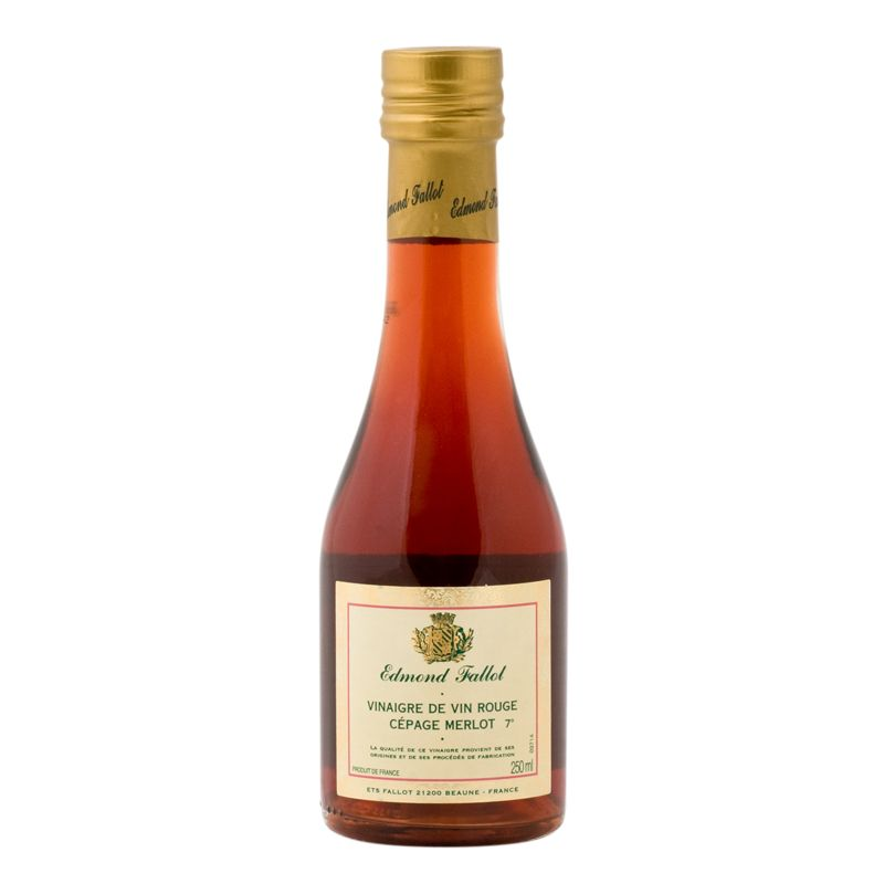 E.Fallot Red Wine Vinegar Merlot 250ml