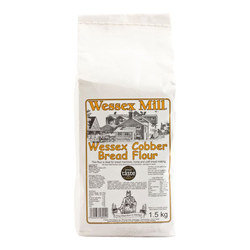 WessexM Cobber Bread flour 1.5kg