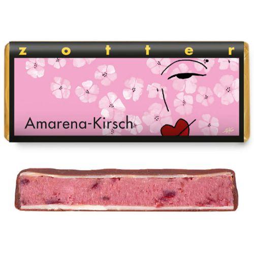 Zotter Amarena Cherry 70g