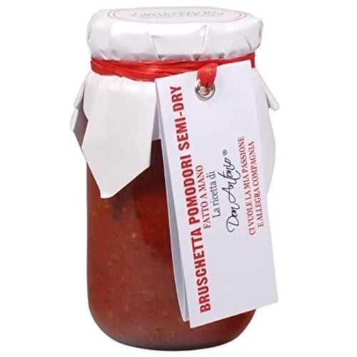 Don Antonio Bruschetta with Semi-Sundried Tomatoes 180 g