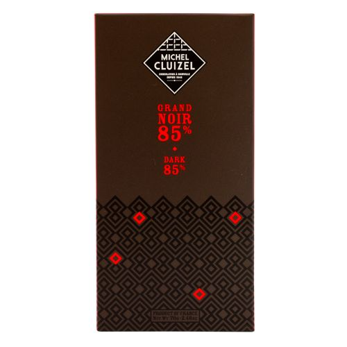 Michel Cluizel Grand Noir 85% 70g