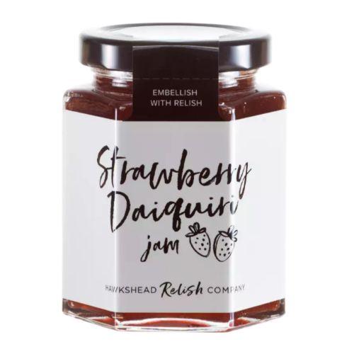 Hawkshead Relish Strawberry Daiquiri Jam 225g