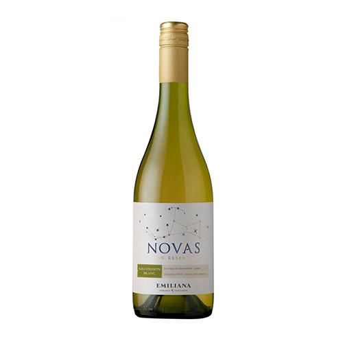 Emiliana Novas Gran Reserva Organic 2018 0,75l