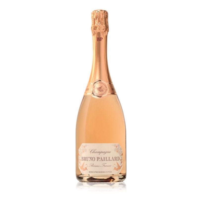 Bruno Paillard Rose Premier Cuvee 2015/18 0,75l
