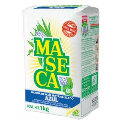 Maseca Blue Corn Flour 1kg
