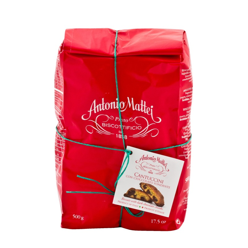 Mattei cantuccini Chocolate 500g