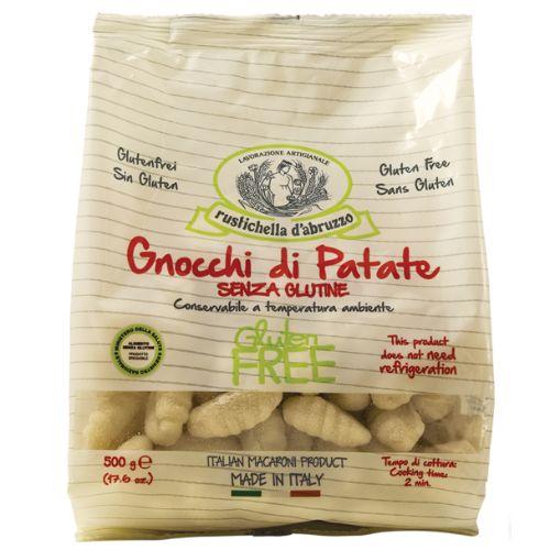 Rustichella* Gnocchi di Patate, Gluten Free 500g