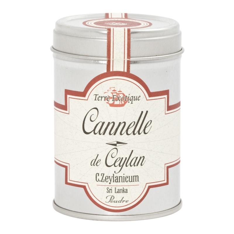 Terre Ex. Cannelle Cinnamon ground 60g