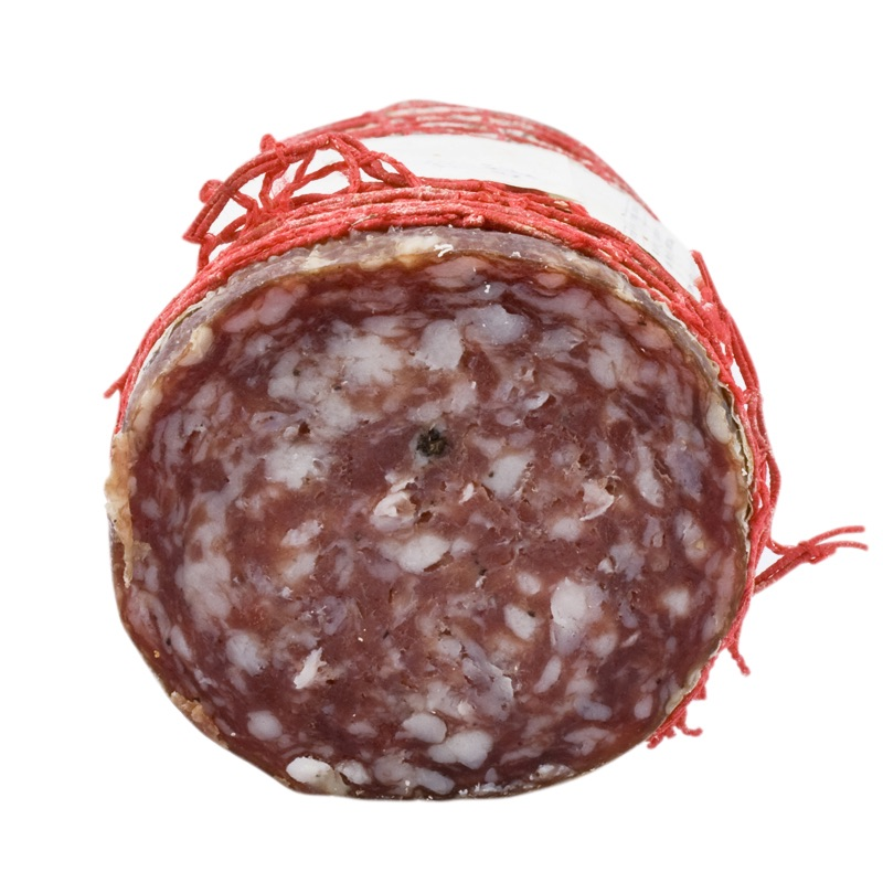 IT Large Tuscan Salame with white truffles 200g