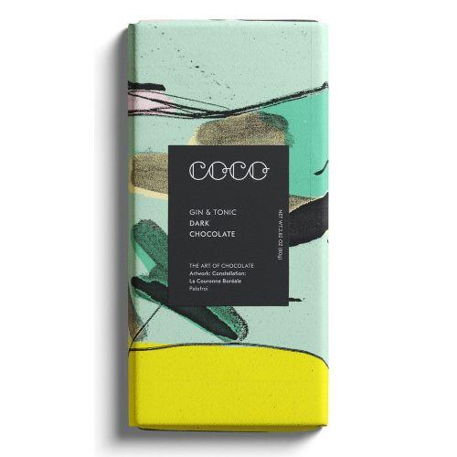 Coco Choco Dark Gin Tonic 80g