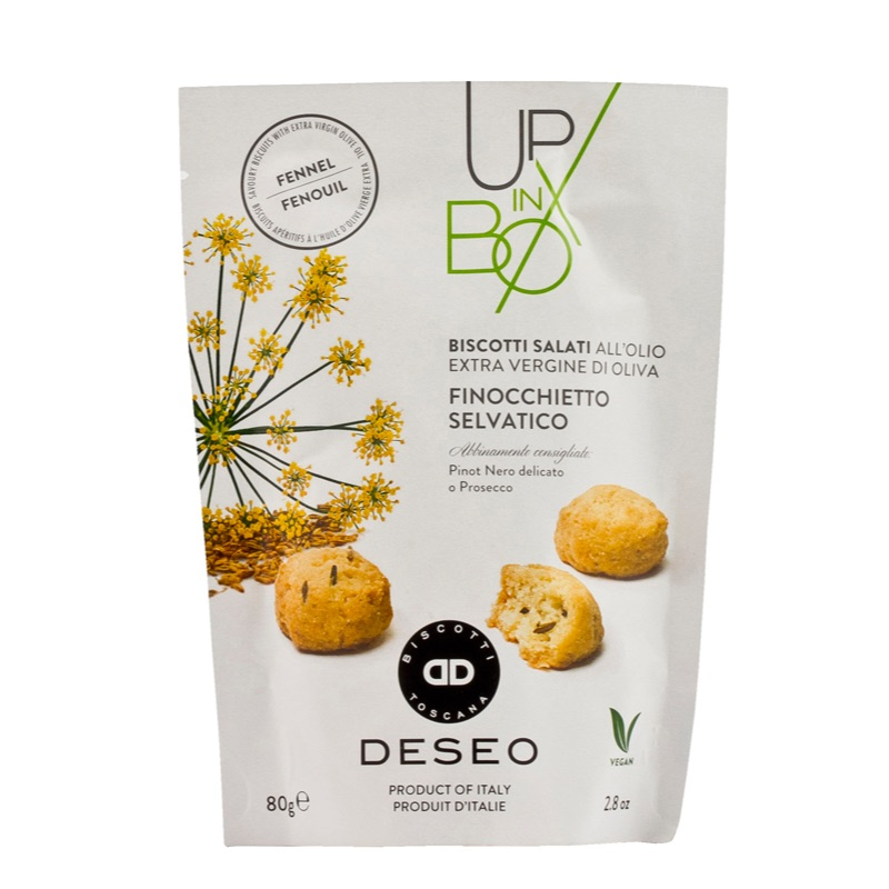 Deseo Up in Box Fennel 80g