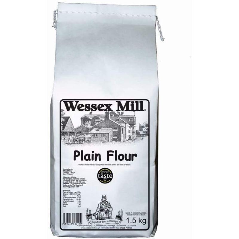 WessexM Plain Bl55 flour 1.5kg
