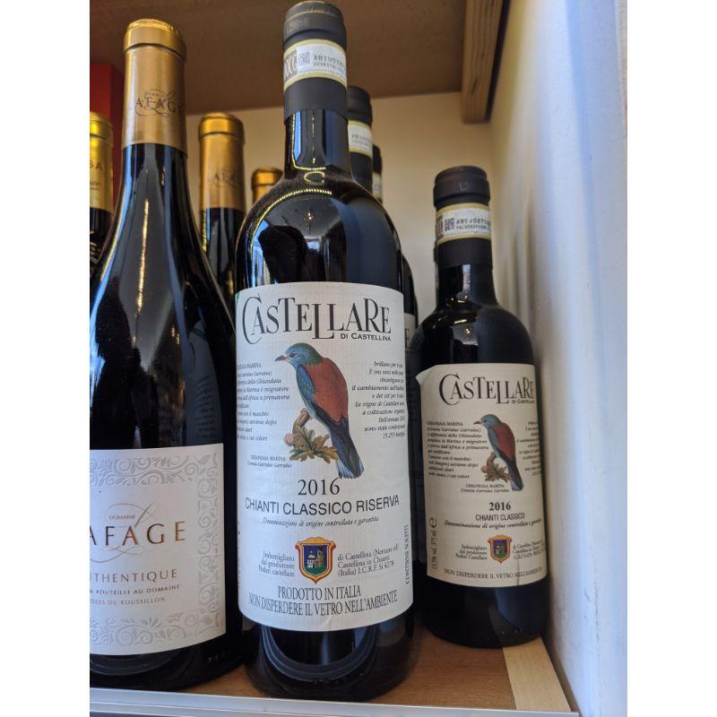 Castellare di Castellina Chianti Classico Riserva 2016 0,75l