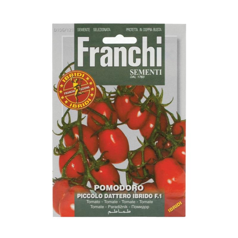 Franchi Tomato Date Small Hybrid