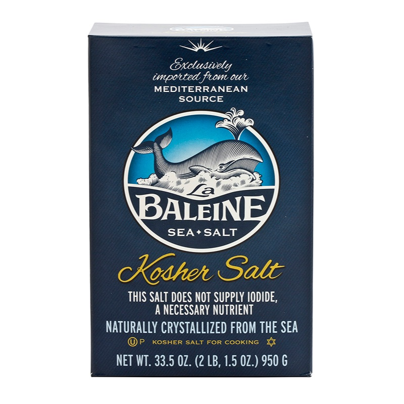 La Baleine Kosher Salt 950g