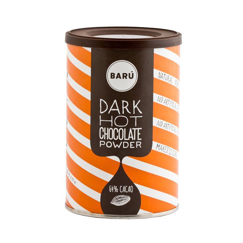 Baru Dark Hot Chocolate Powder 250g