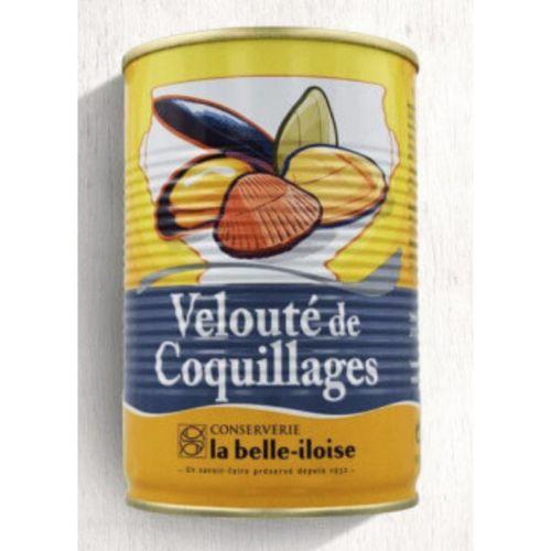 Belle Iloise Velouté de Coquillages 400g