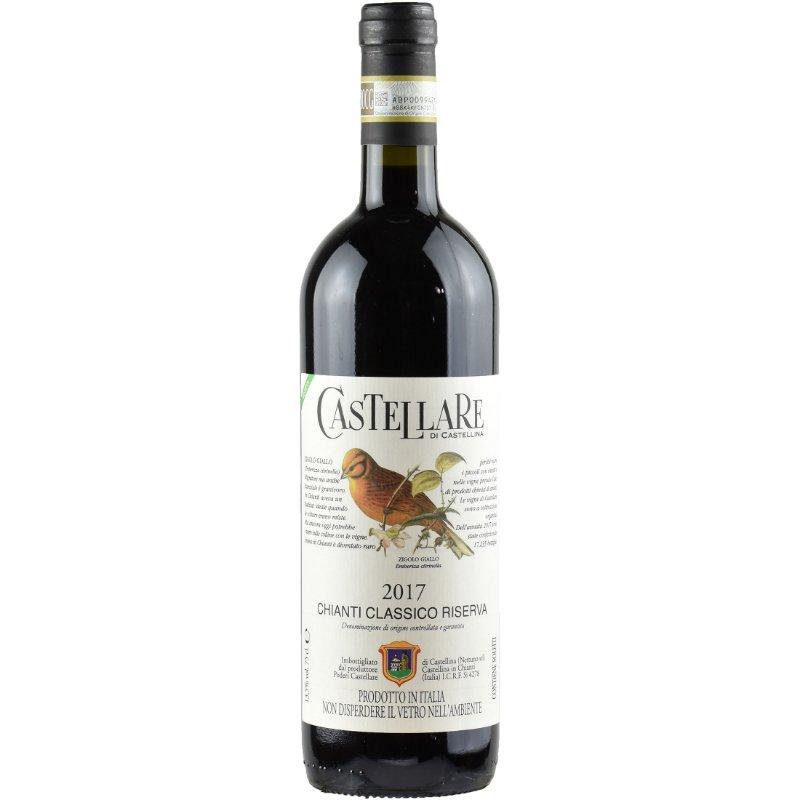 Castellare Chianti Classico Riserva DOCG 2017 0,75l