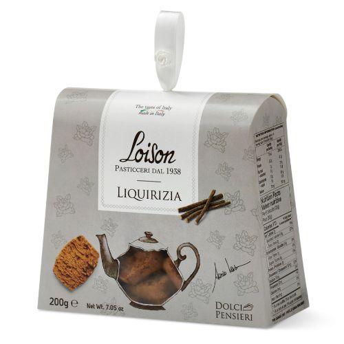Loison Biscotti Liquirizia L1202A 200g