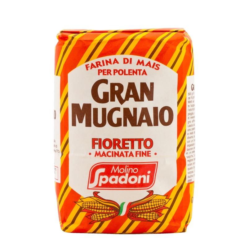 Spadoni Farina Mais Polenta Fioretto / Bramata 1kg