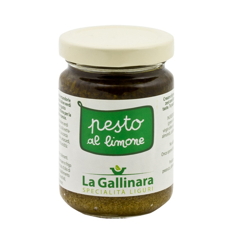 Gallinara Pesto Lemon 130g