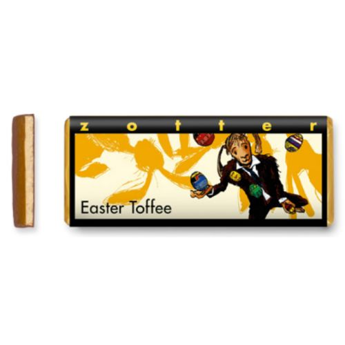 Zotter Easter Toffee 70g