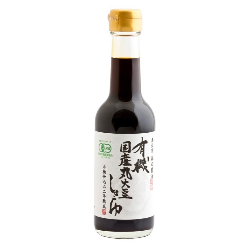 Organic Premium Soy Sauce 250ml