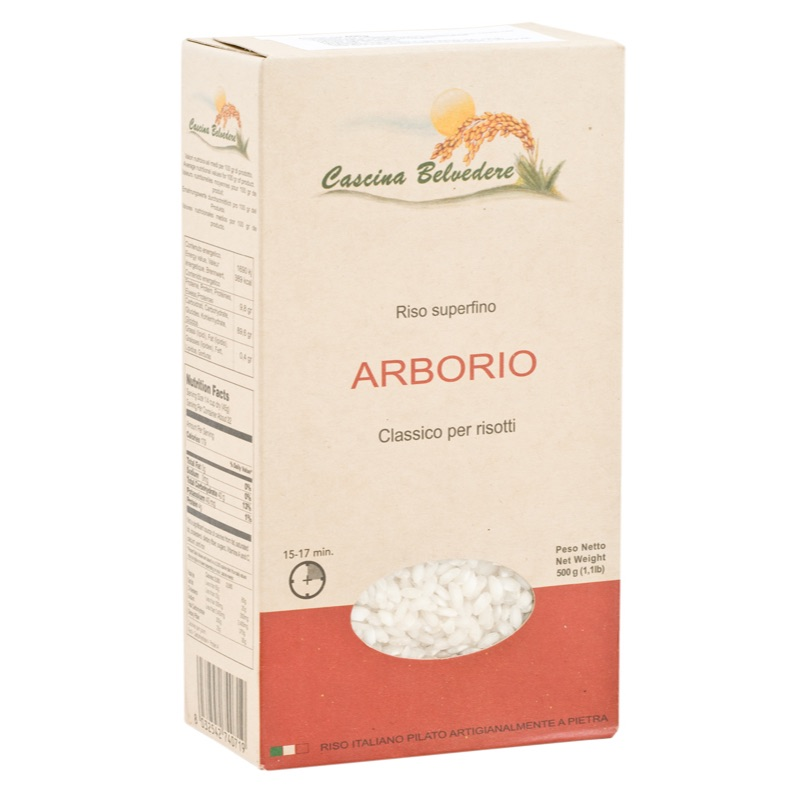 C. Belvedere Arborio Rice 500g
