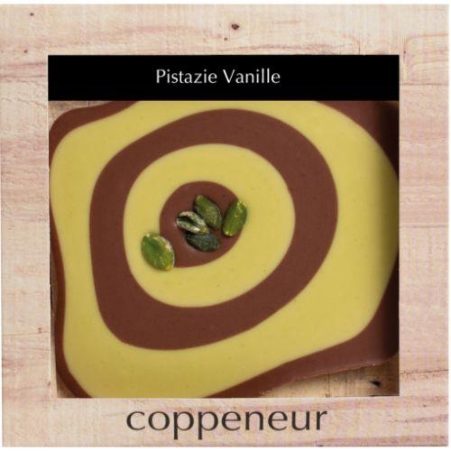 Coppeneur Île de Chocolat Pistachio-Vanilla 100g