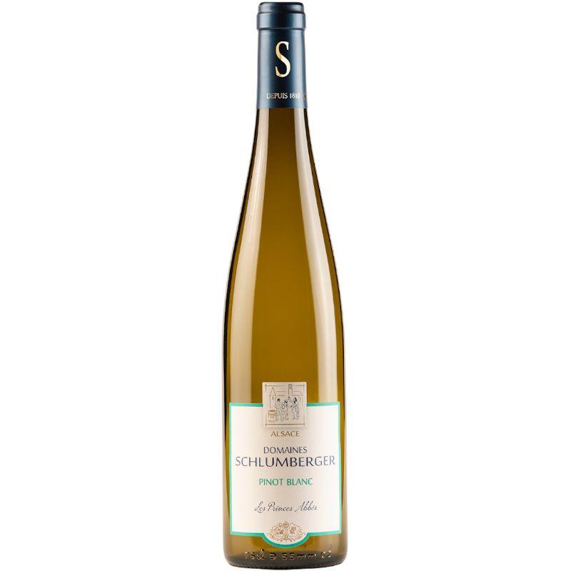 Domaines Schlumberger Pinot Blanc Les Princes Abbés 2017 0,75l