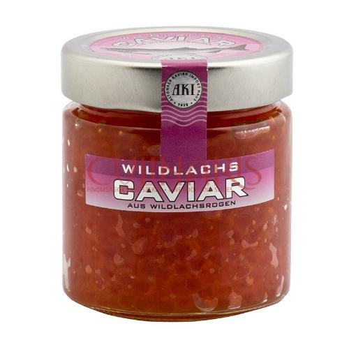 Altonaer* Wild salmon caviar 200g