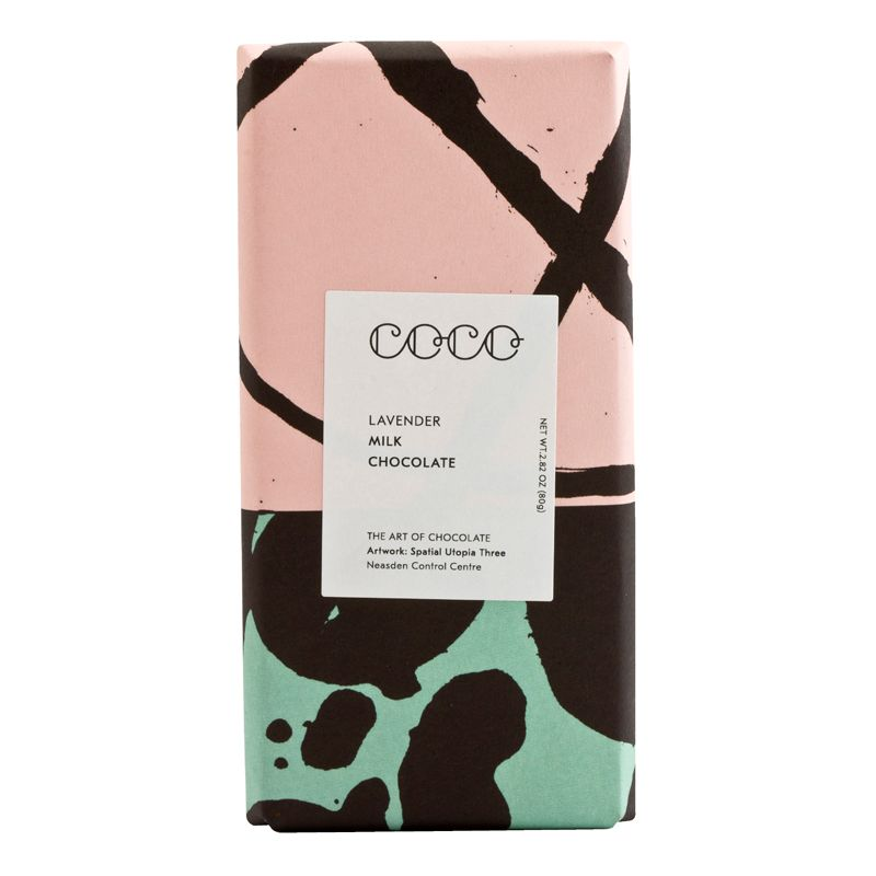 Coco Choco Milk Lavender 80g