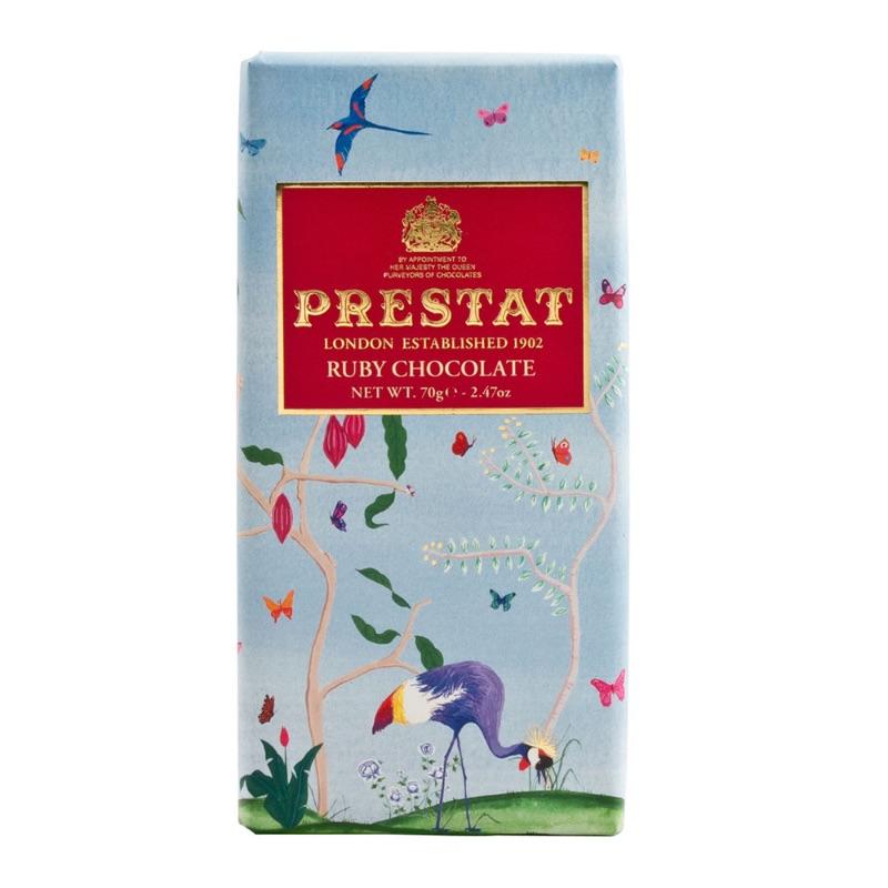 Prestat Ruby chocolate 70g