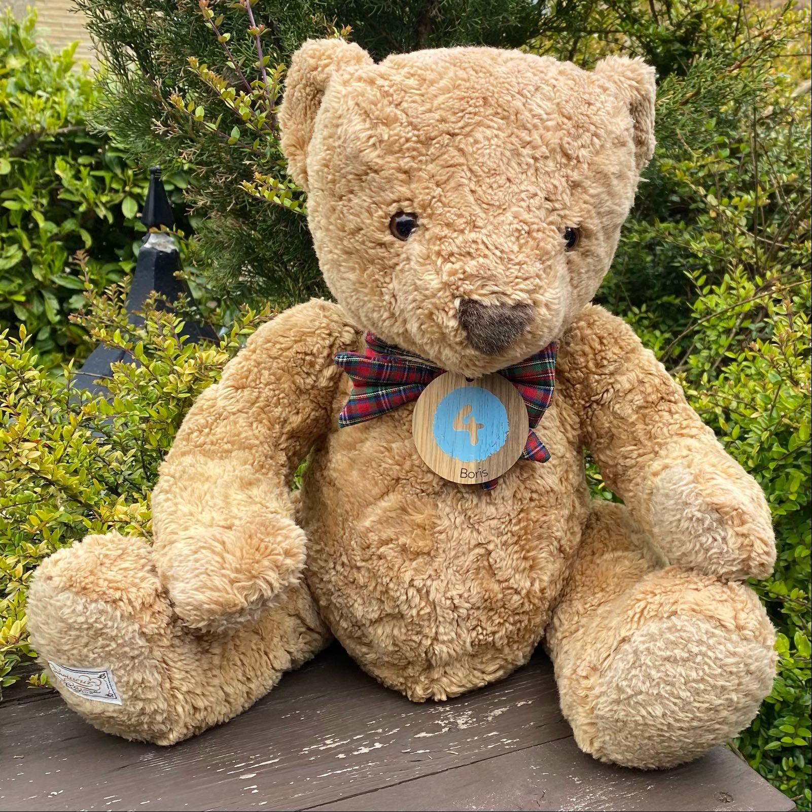TEDDY BORIS