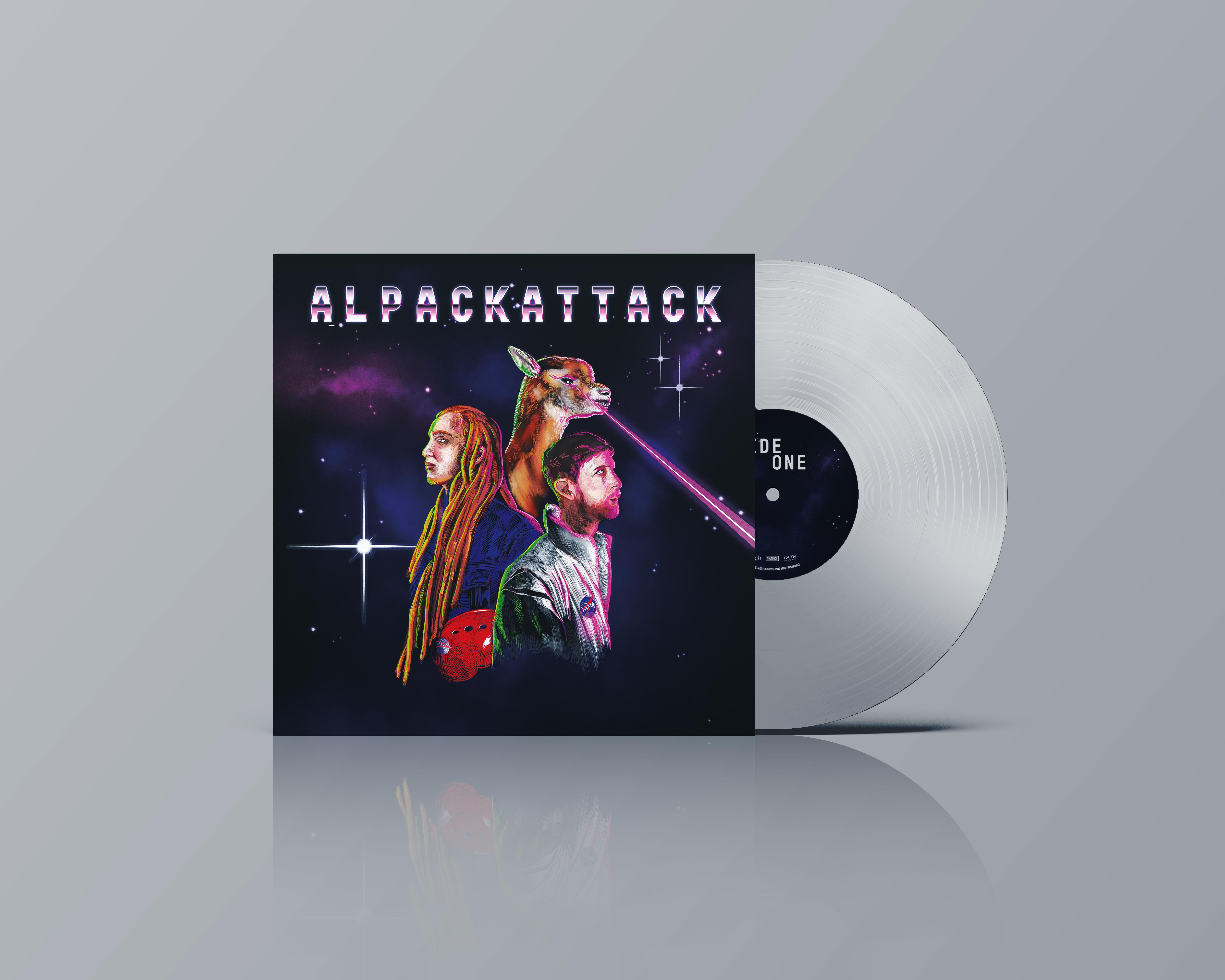 AlpackAttack Album