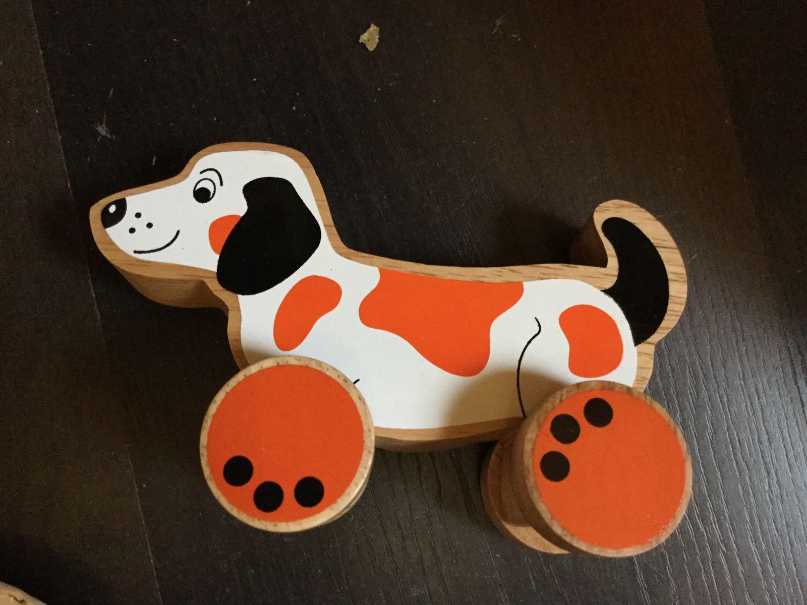 Lanka Kade - Push along - Dog