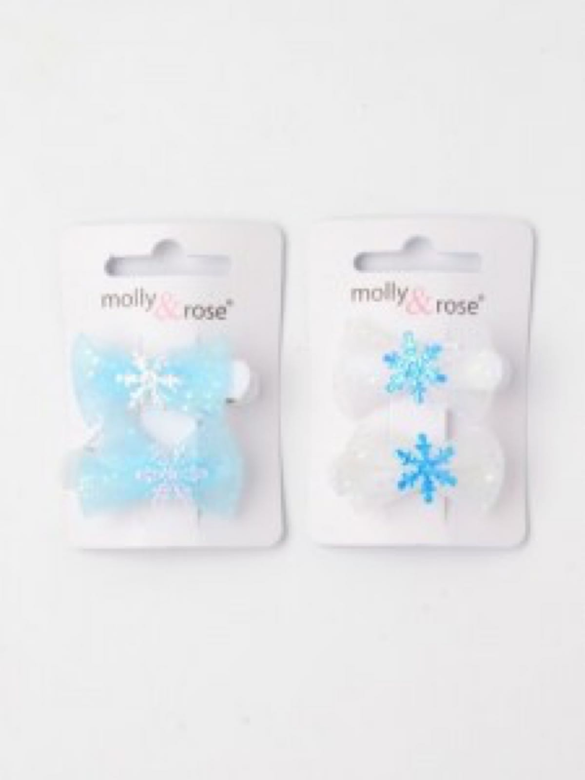 Frozen Bow Clips