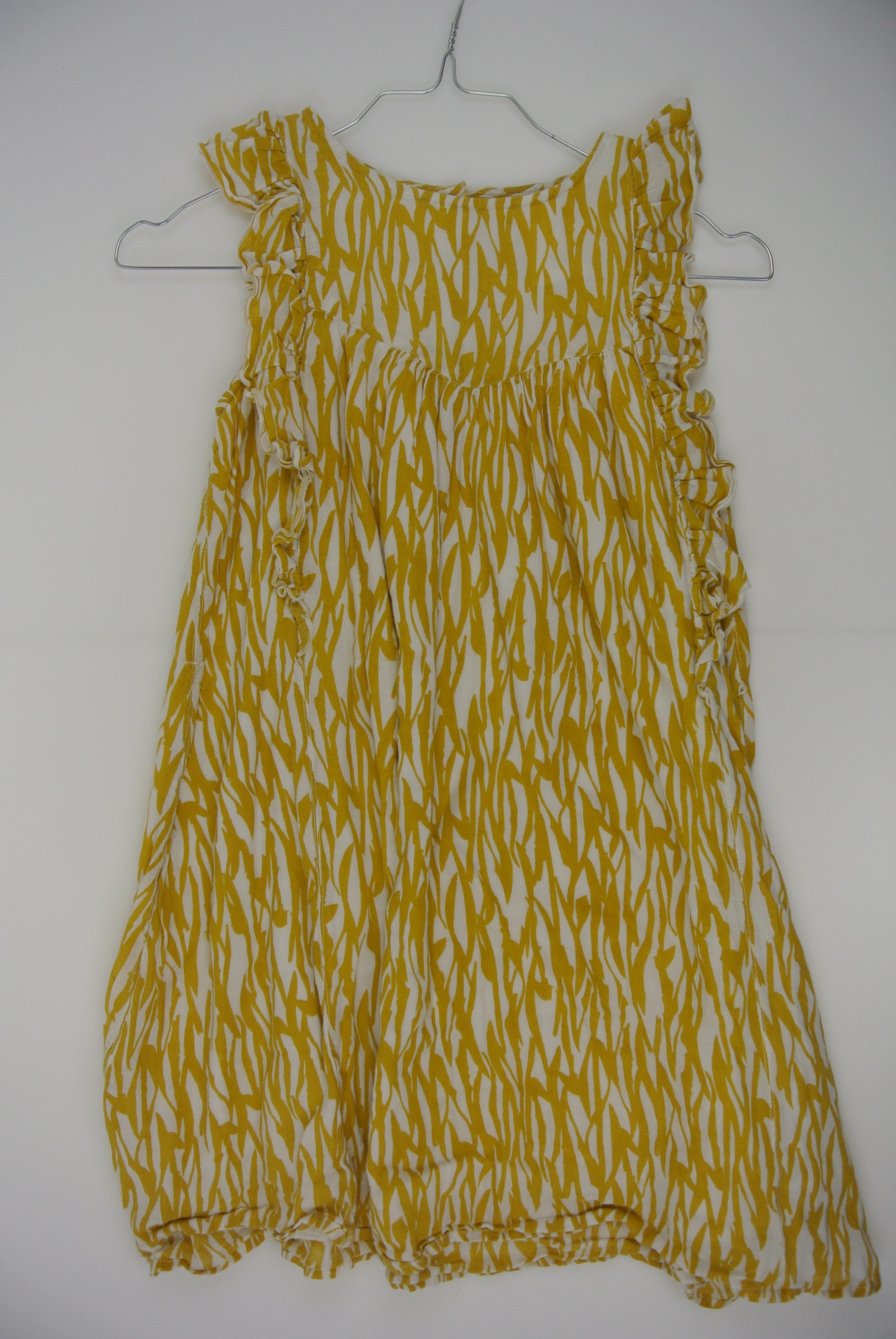 Pompdelux kjole str 122 /128 pige