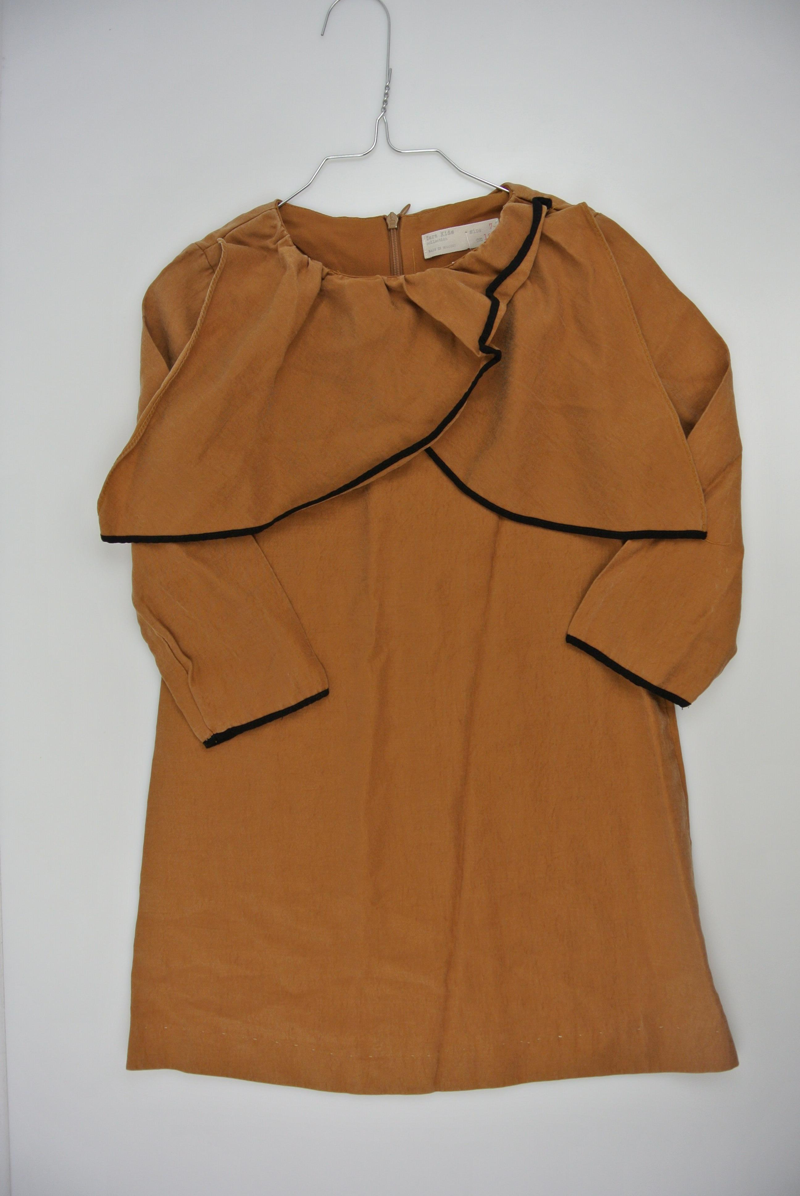 Zara kjole str 122 pige