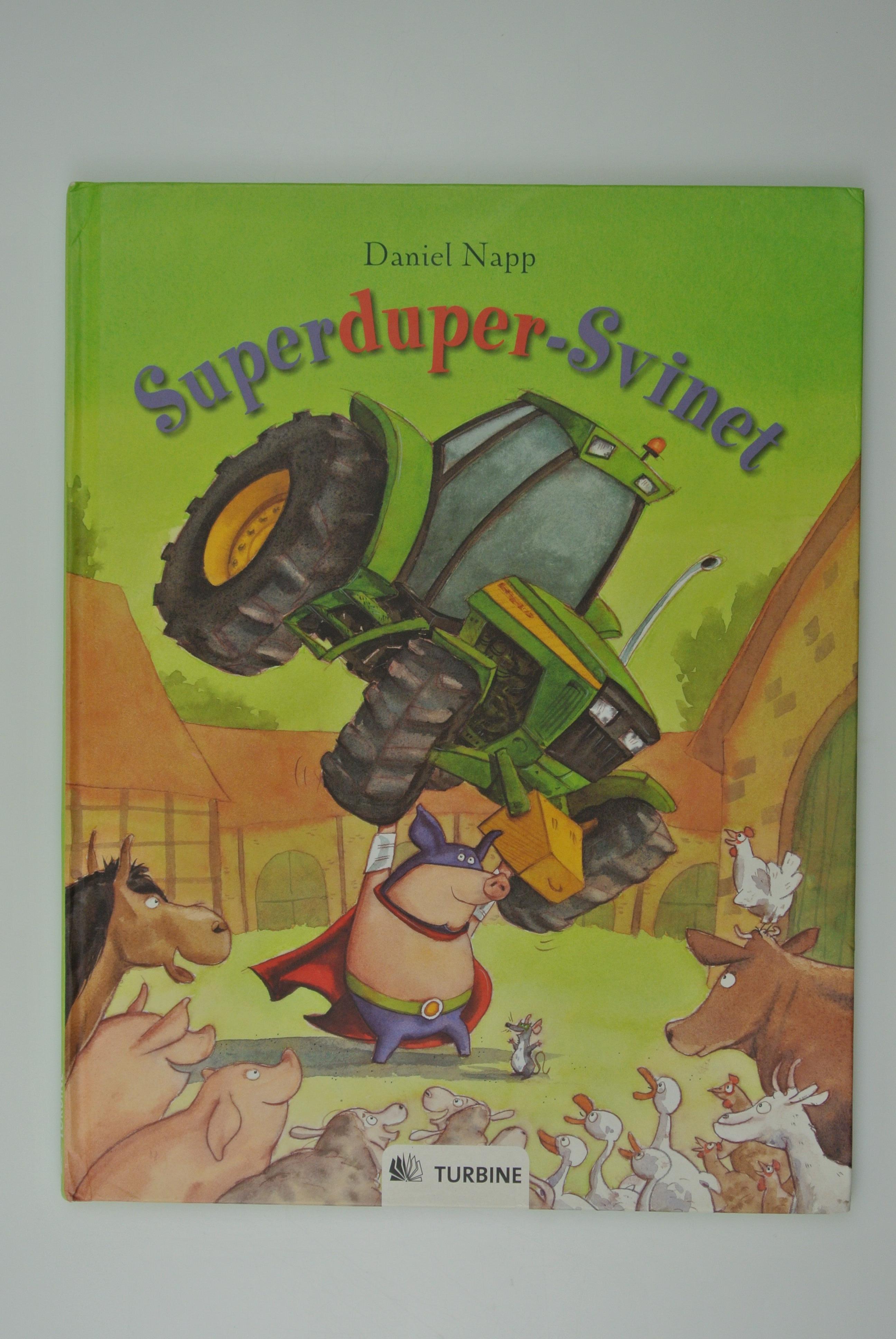 Superduper-svinet bog