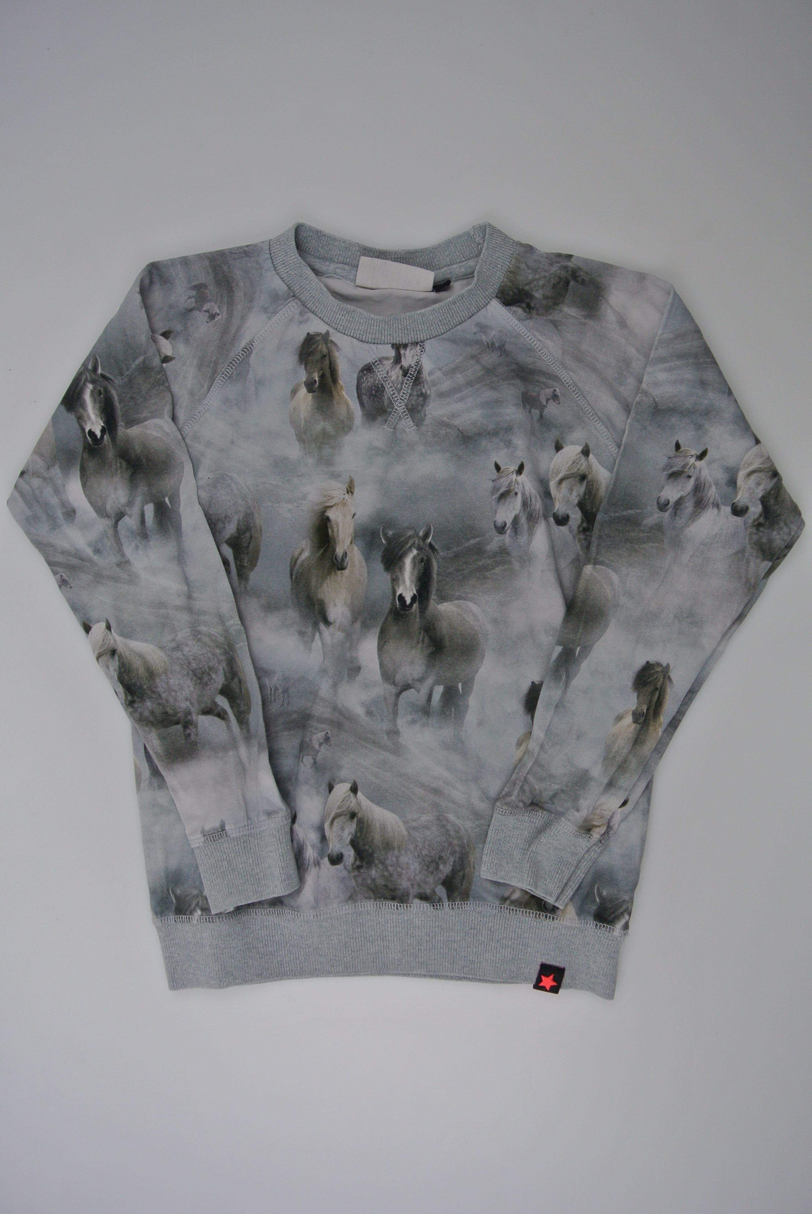 Molo bluse str 116 pige