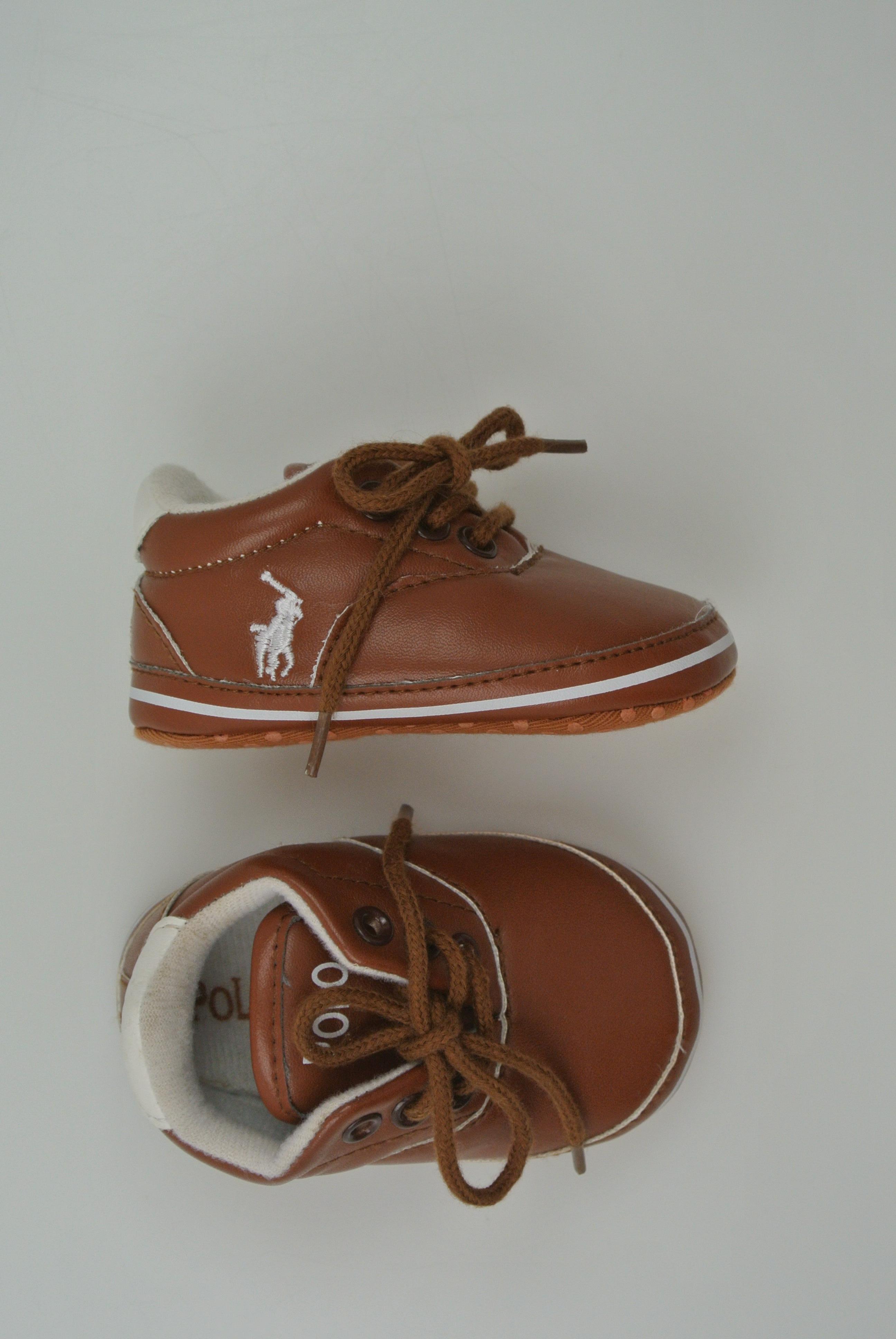 Ralph Lauren sko ca 11cm ny