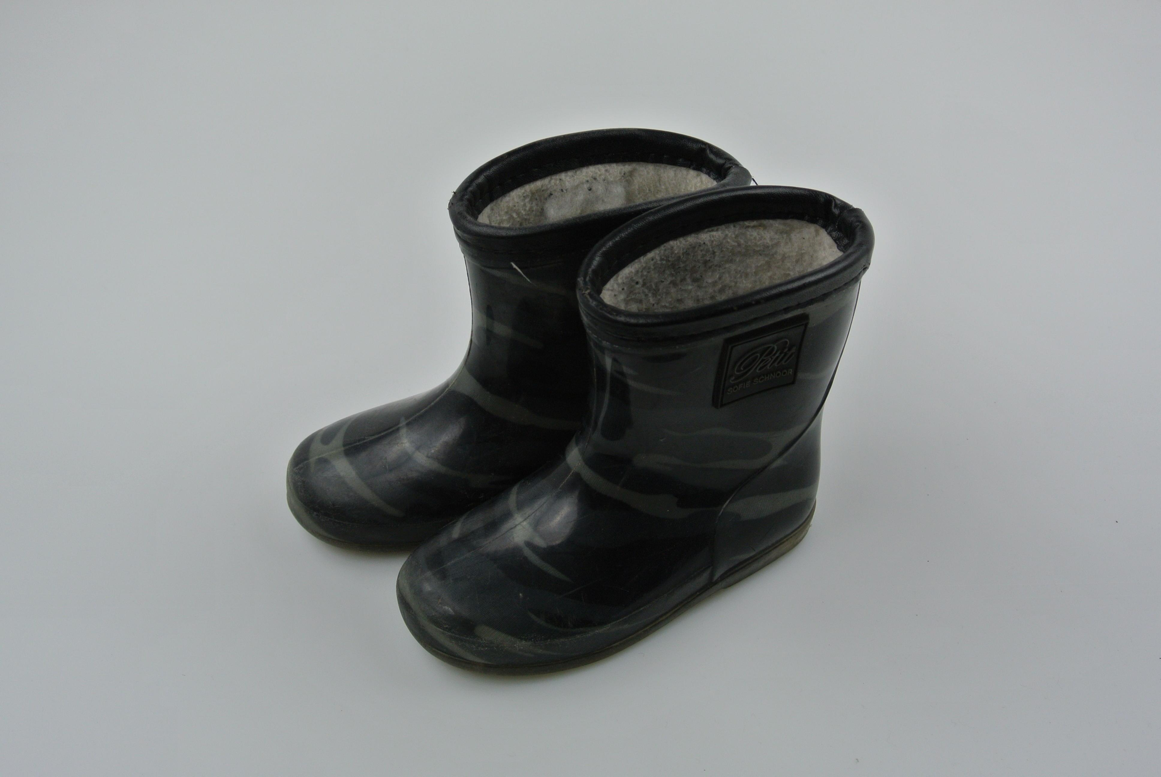 Petit by Sofie schnoor sko str 23 gummistøvle