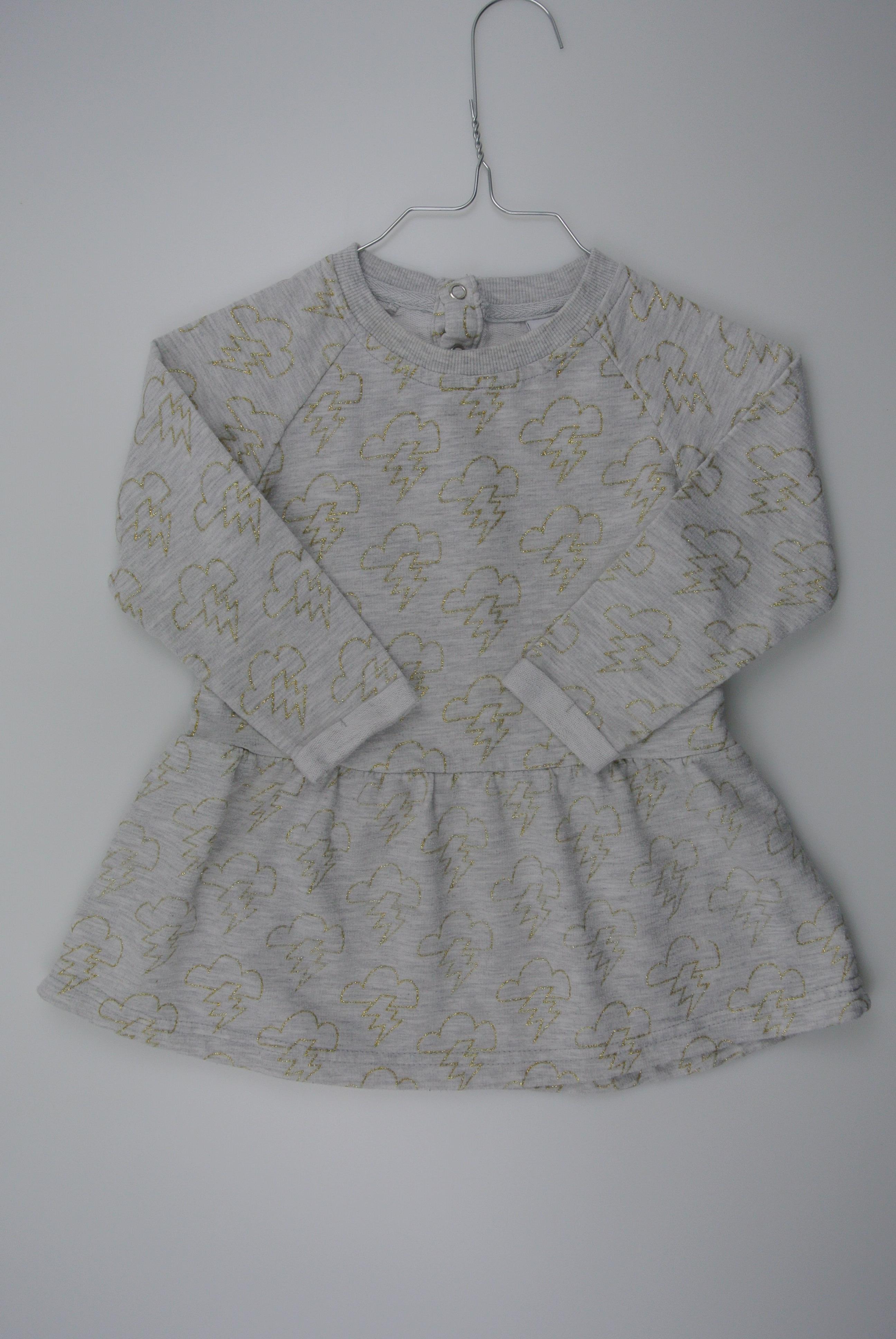 Mini mize kjole str 86 pige