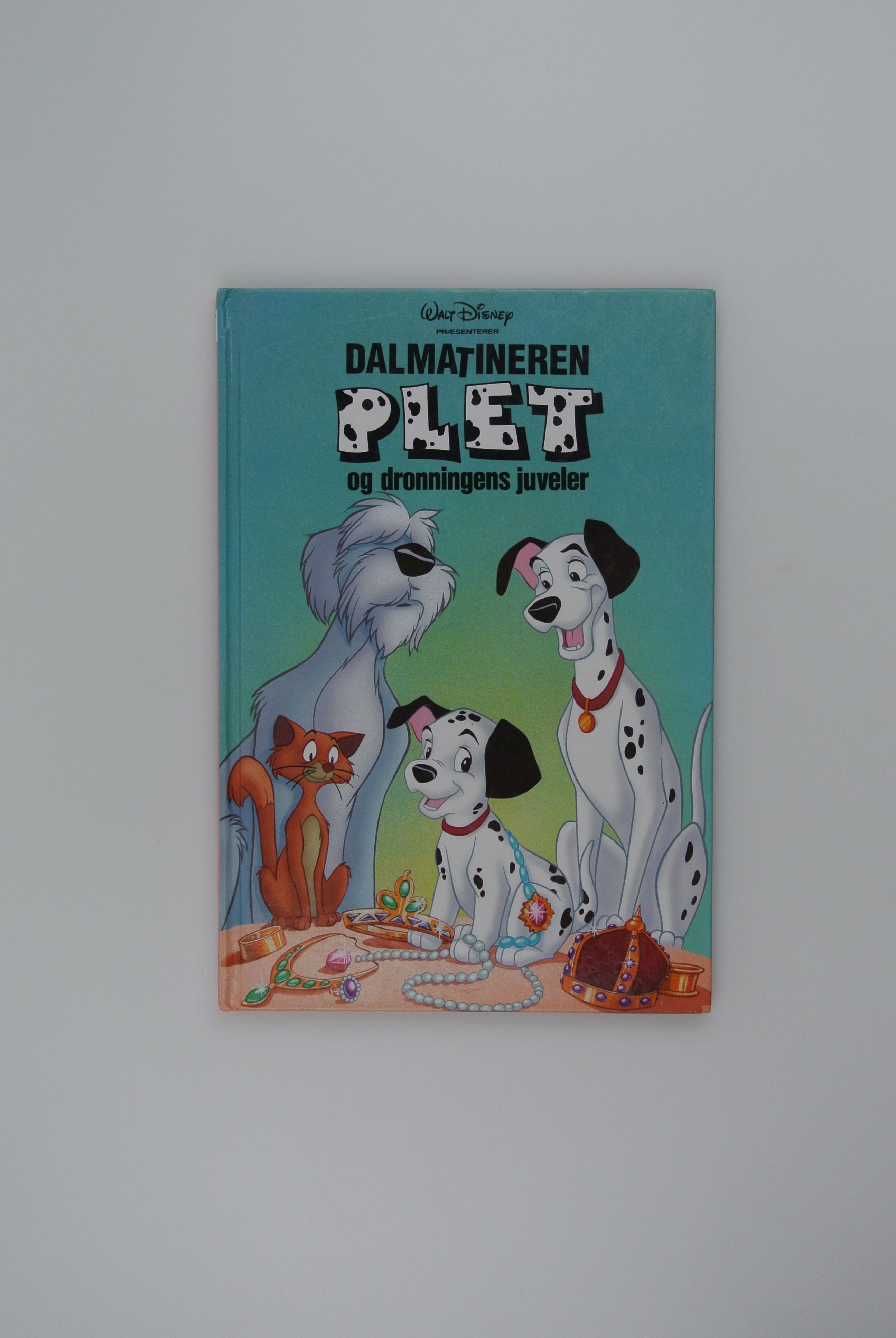 Dalmatineren plet bog